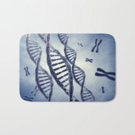 Genetics Bath Mat