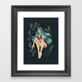 MARINE Framed Art Print