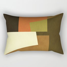 Abstract, Minimal, Minimalist, Geometry, Geometric, Modern Minimalist, Rectangular Pillow