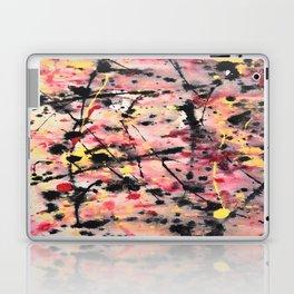 Pink/Yellow/Black Laptop & iPad Skin