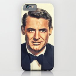 Cary Grant, Hollywood Legend iPhone Case