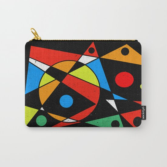 Abstract #120 Carry-All Pouch
