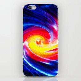 Abstract perfektion 84 iPhone Skin