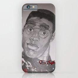 Dwayne Wayne iPhone Case