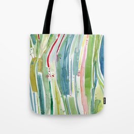 Something Happened in the Kelp Forest Tote Bag