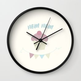 Bakery Wall Clock
