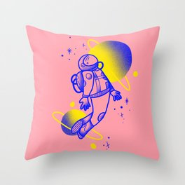 Give me some space Throw Pillow