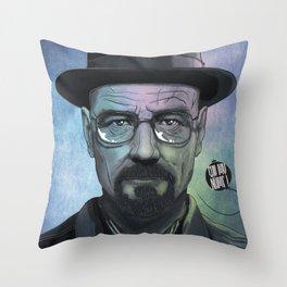 Heisenberg, Say my name! Throw Pillow