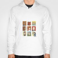the shining Hoodies featuring The Shining by Steven Learmonth