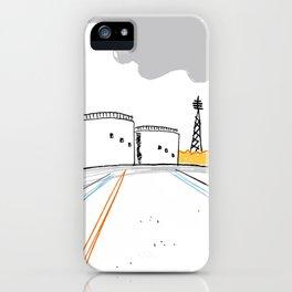 Huge tank iPhone Case
