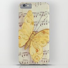 Dance of the Butterfly iPhone 6 Plus Slim Case