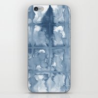 indigo iPhone & iPod Skins featuring Indigo by Dream Of Forest