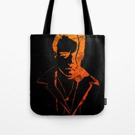 Lovelocked Black Tote Bag