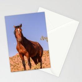 Wild_Horses 3501 - Nevada Stationery Cards