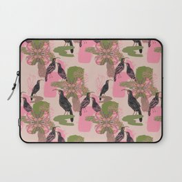 Huias and Proteas Laptop Sleeve