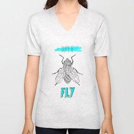 superfly Unisex V-Neck