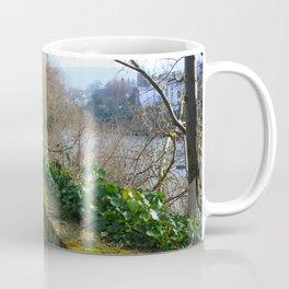Road By The River Dee Coffee Mug
