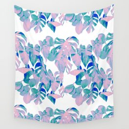 CHEESE PLANT Wall Tapestry