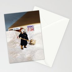 Okay, Winter . . . Bring it on! Stationery Cards