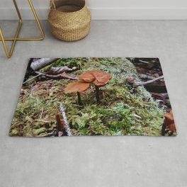 Little Worlds Inside our World Rug