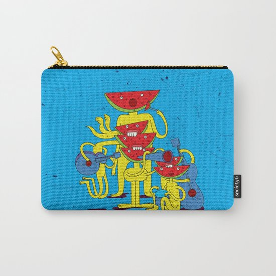 Watermelon Musician Carry-All Pouch