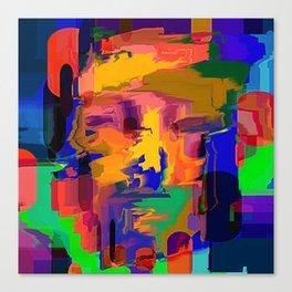 head high Canvas Print