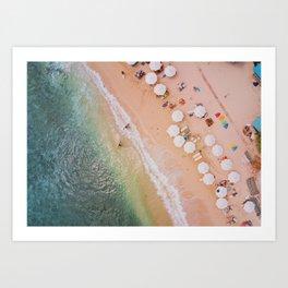 Badung Beach II Art Print