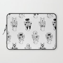 Morning Constitutional Laptop Sleeve