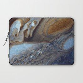 Jupiter's Red Spot Laptop Sleeve
