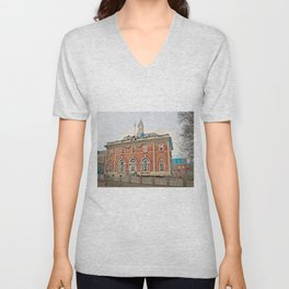 Annapolis Heritage Unisex V-Neck