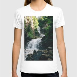 Lower Reid Falls T-shirt