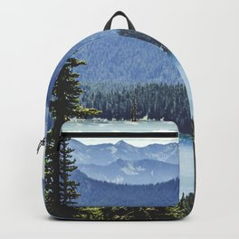Dewey Lake, Washington Backpack