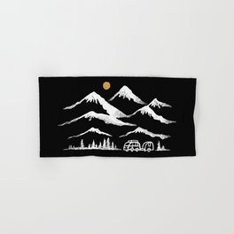 Adventurer Hand & Bath Towel