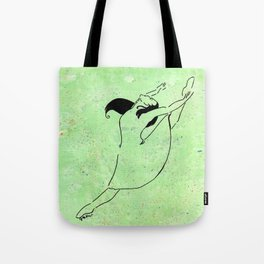 Freedom of Dance Tote Bag