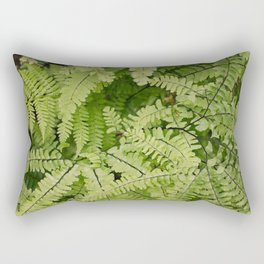 ferns. Rectangular Pillow