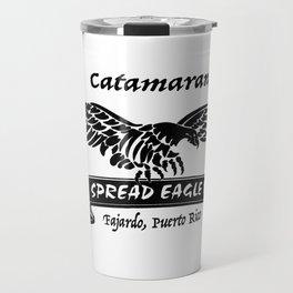 CSEII logo black Travel Mug