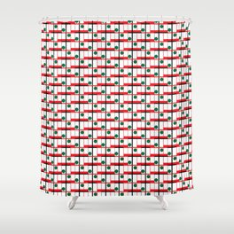 Afridentity I Shower Curtain