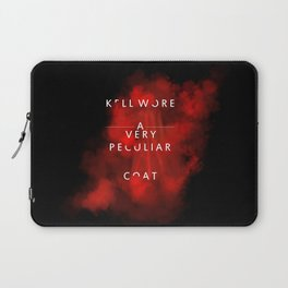 Kell wore a very peculiar coat  Laptop Sleeve