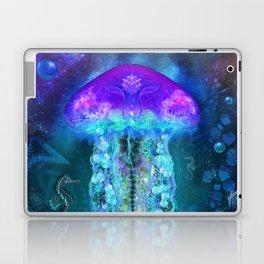 Luminescent Jellyfish Laptop & iPad Skin