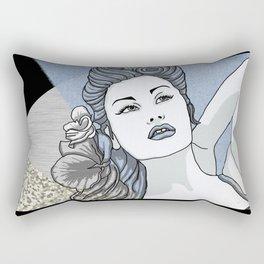 Star Struck Diva Rectangular Pillow