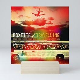 ROXETTE TRAVELLING TOUR DATES 2019 LANDAK Mini Art Print