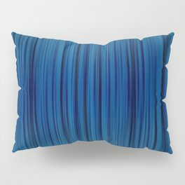 Blue water blown out Pillow Sham