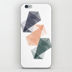 translucent no. 06 iPhone & iPod Skin