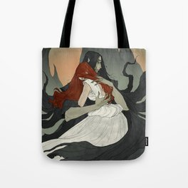 Time to Say Goodbye Tote Bag