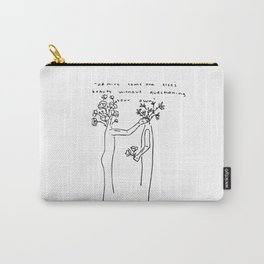 admire beauty Carry-All Pouch