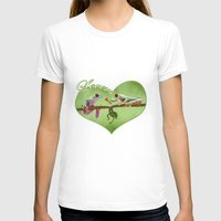 lovers T-shirts featuring Lovers by Ivan Pawluk