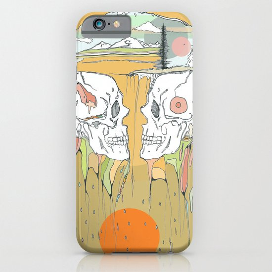 hollow earth iPhone & iPod Case