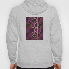 Art Deco Graphic No. 42 Hoody