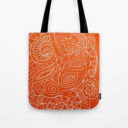 Hena II Tote Bag