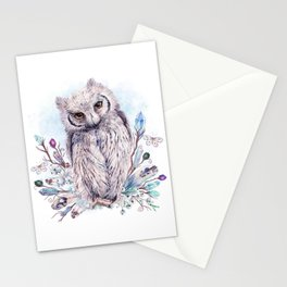 Keeper Of The Crystals, Makers Of Wands Stationery Cards